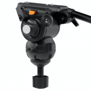 EIMAGE GH03 75MM PRO FLUID VIDEO HEAD 11 LBS MAX